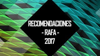 Los Juegos Preferidos de Rafa de 2017 | 3GB