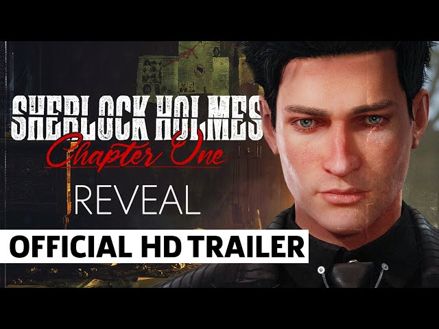 Sherlock Holmes: Chapter One (видео)