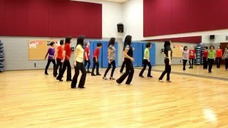 You Taste Like Sugar - Line Dance (Dance & Teach in English & 中文)