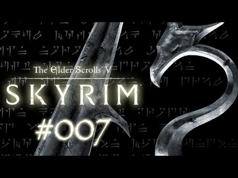 Let's Play The Elder Scrolls 5: Skyrim #007 [Deutsch] [HD] - Erster Schrei