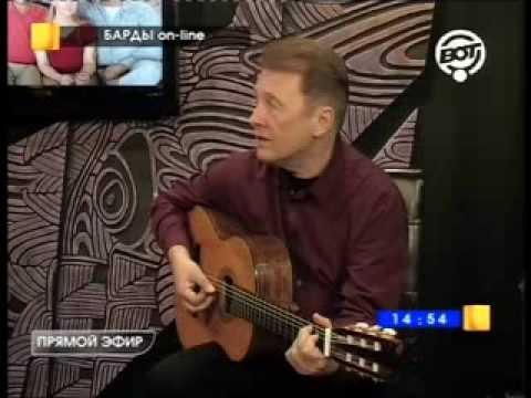 Галина и Борис Вайханские в гостях у Елены Гудковой