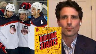 Analyzing Edmonton, Toronto as likely hub cities, NHL players returning to Olympics   NBC Sports