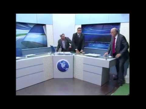 Elderly guests have punch up on Jordan TV debate