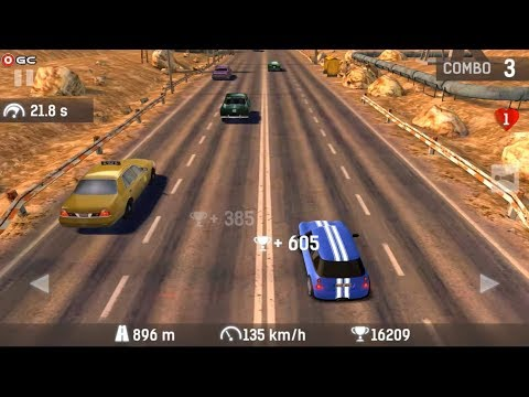 Traffic Illegal Fast Highway Racing 5 - Car Racing Games - Android Gameplay FHD