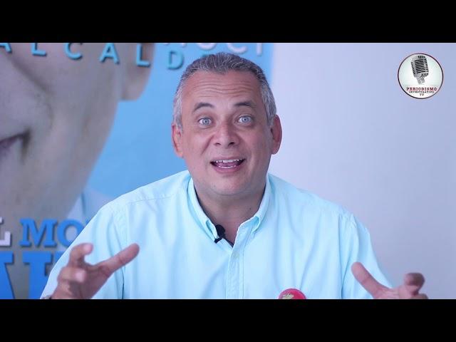 Entrevista a José Manuel Ríos, candidato a la alcaldía de Armenia