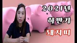 2021년 10월11월12월 돼지띠 나이별 운세(27세,39세,51세,63세)