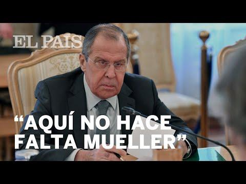 """Rusia: """"En Venezuela no hace falta una comisión Mueller"""""""