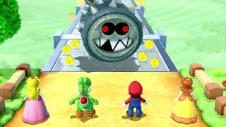 Super Mario Party - All Free-For-All Minigames (Peach)