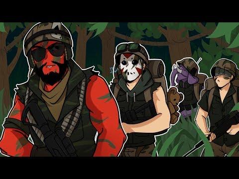 Rainbow Six: Siege   Guerilla Warfare! (w/ H2O Delirious, Gorilla, & Ohm) Blackbeard Elite Skin