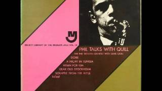 Dear Old Stockholm by Phil Woods