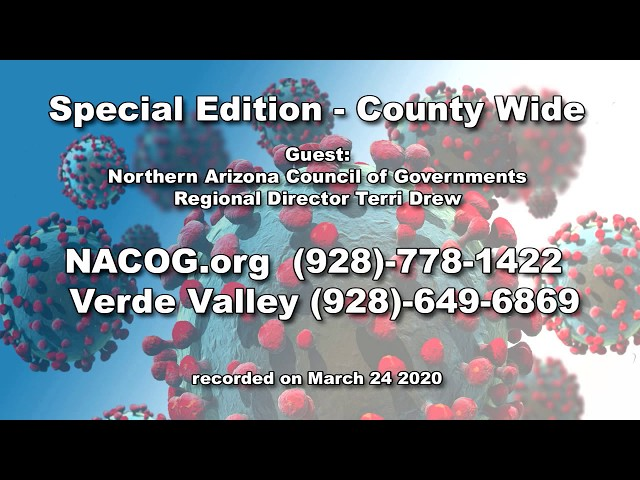 County Wide - Northern Arizona Council of Governments UPDATE