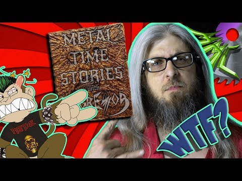 WTF Is Happening? Metal Time Stories with Aggressor and NEW Metal Cover