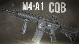 M4 CQB D-Boys full metal