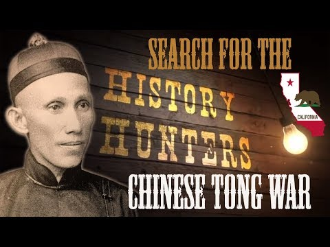 History Hunters - Search for Chinese Tong War