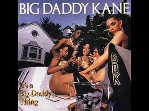 Warm It Up Kane!!  Big Daddy Kane