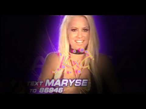 ❀Maryse-Rude Boy Mv .