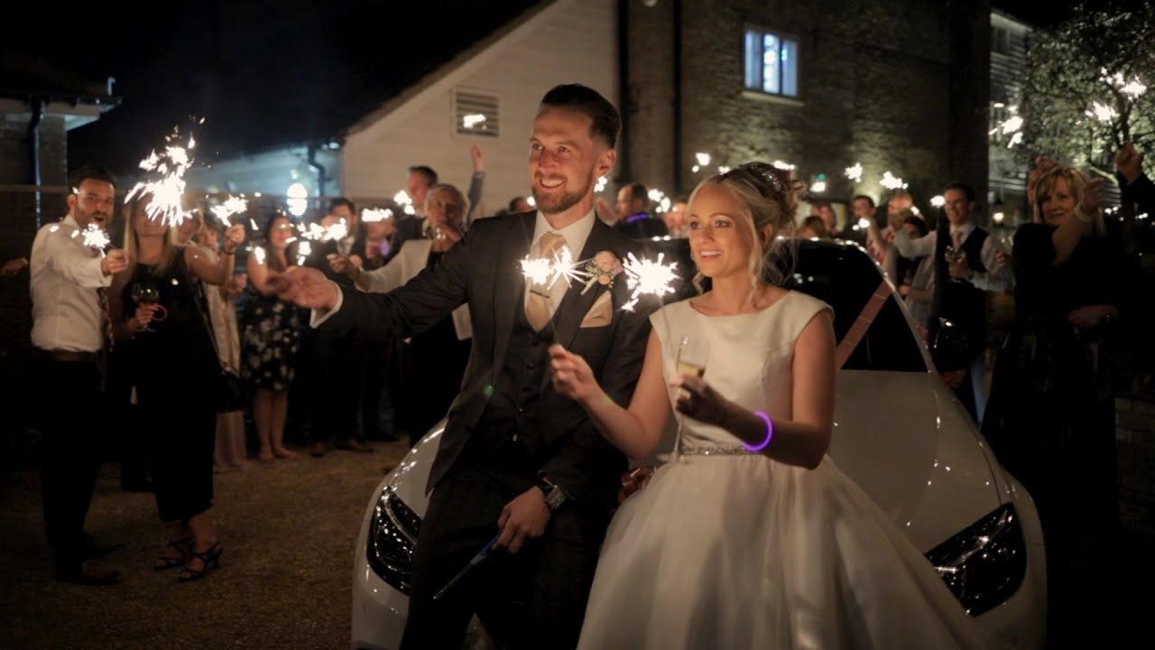 Tuddenham Mill Wedding | Simon & Helene