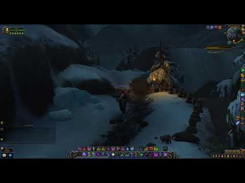 Waning Glacier [Explore Tiragarde Sound] WoW Achievement