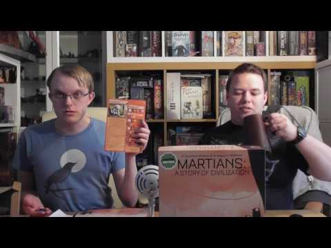 Martians A Story of Civilization by Red Imp - The Quest Report