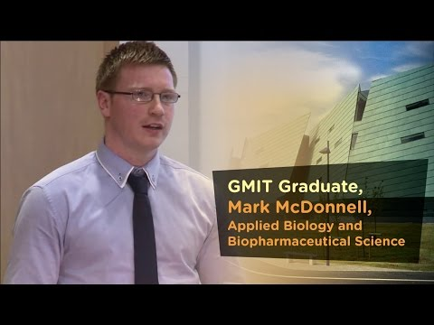 Science Graduate, Mark McDonnell