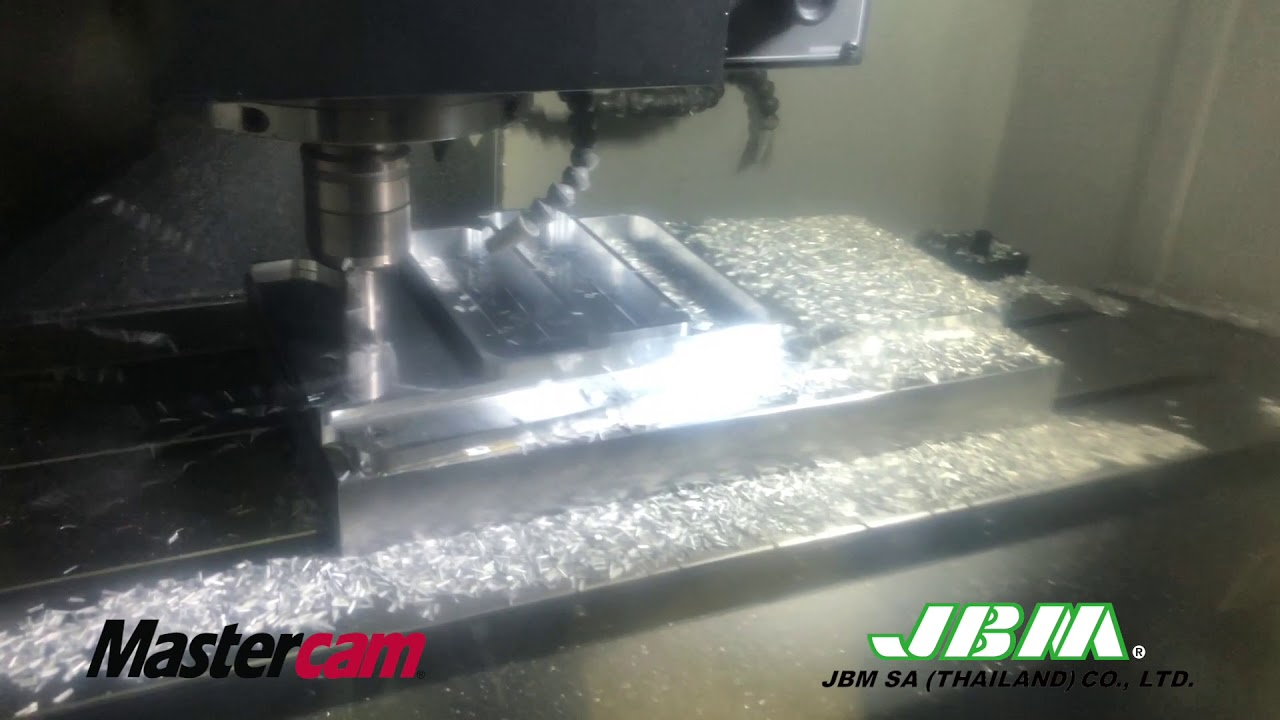 Matercam MAZAK Test Cut 2018