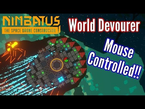 Nimbatus   Mouse Controlled World Devourer!