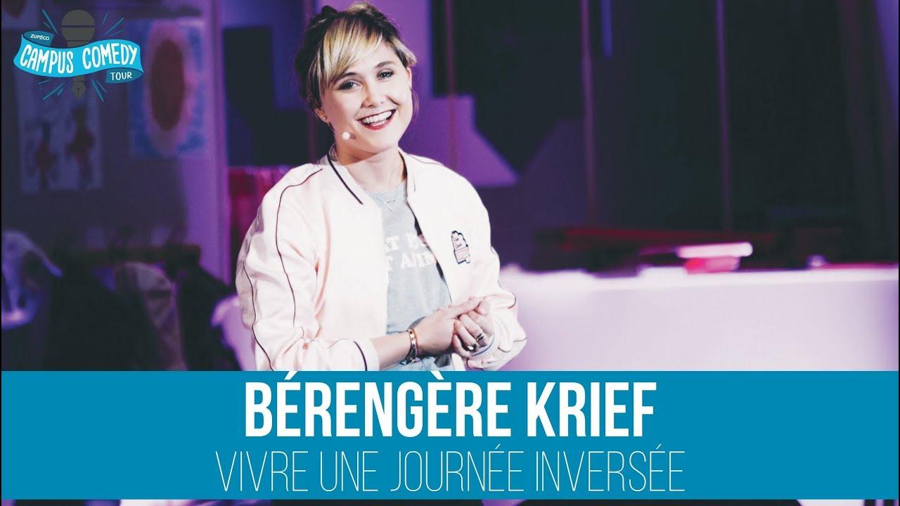 Bérengère Krief - Vivre Une Journée Inversée (Calendrier de l'Avent du Lol)