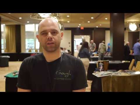 A Tour Of The 2014 Canadian Knifemakers Guild Show