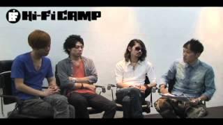 6月20日待望のニューアルバム「SUNRISE」をリリースしたHi-Fi CAMPから...
