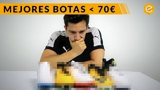 LAS MEJORES BOTAS POR MENOS DE 70€