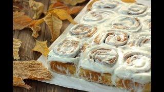 СИННАБОНЫ ✧ Булочки с Корицей ✧ Cinnamon Rolls Recipe  ✧ Cinnabon Tarifi
