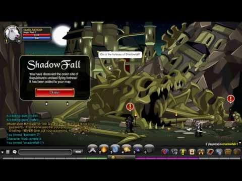 Aqw Shadow Fangs
