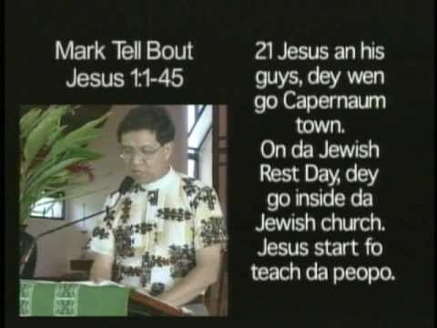 Da Hawai`i Pidgin Bible |Pidgin Bible