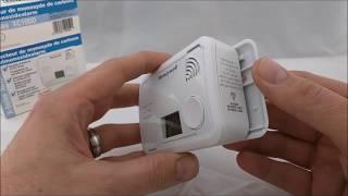 Honeywell XC100D Koolmonoxidemelder review - NaQuBo Comfort en Veiligheid