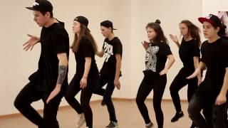 Школа танцев Boombox. Обзор школы (часть 1)