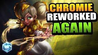 Chromie REWORK (again lol) // Heroes of the Storm PTR