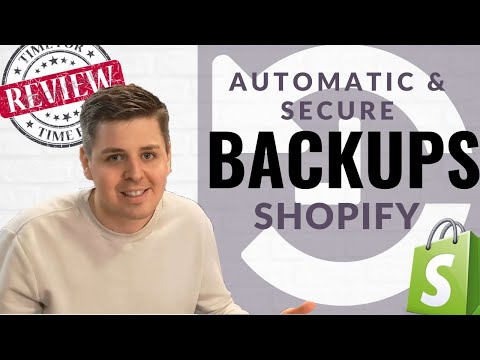 Rewind Backups - Honest Shopify App Review and Quick Tutorial by EcomExperts.io thumbnail