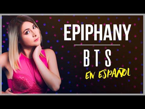 BTS - EPIPHANY (COVER EN ESPAÑOL) | Gret Rocha