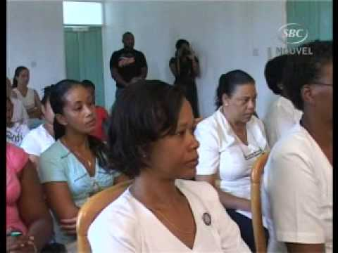 SBC Seychelles: Workshop for Health Care Nurses 26.03.09