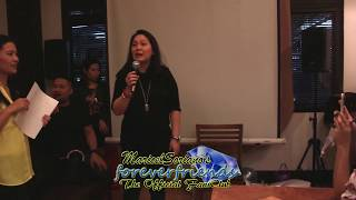 Maricel Soriano at Forever Friends' Christmas Get Together