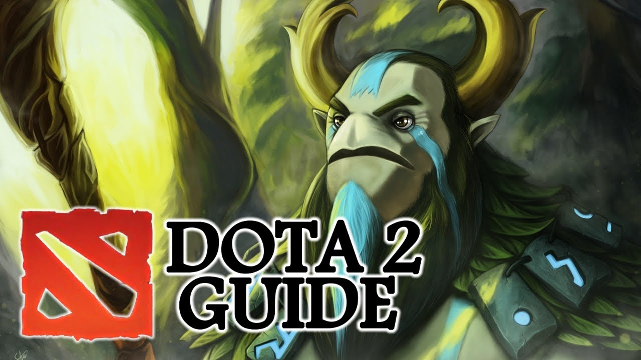 Nature S Prophet Dota  Guide