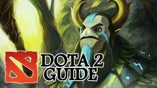 Dota 2 Guide Nature's Prophet - Гайд на Фуриона