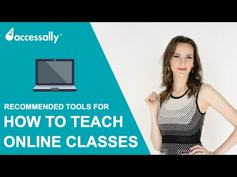 Teaching Classes Online