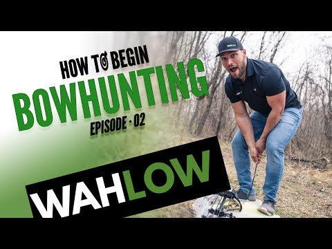 How To: Begin Bowhunting Episode 2