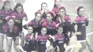 Cheerleaders SMA Negeri 1 Tenggarong
