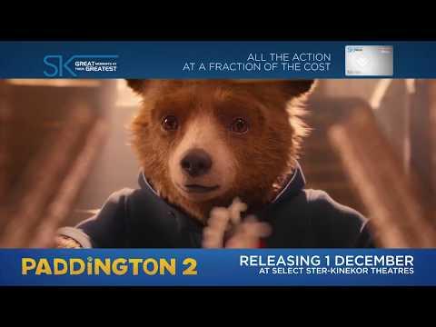 Paddington 2 Trailer