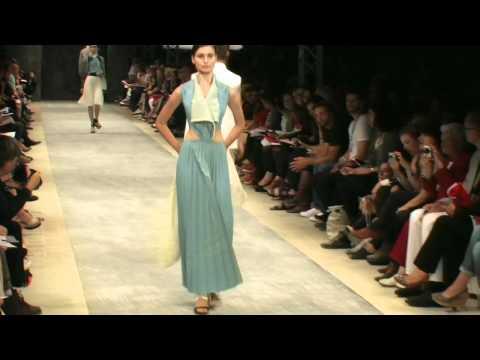Schau11 - Modedesign aus der Universität der Künste Berlin, Berlin Fashion Week Juli 2011
