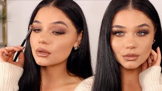 EASY FALL MAKEUP TUTORIAL🍂 | Blissfulbrii