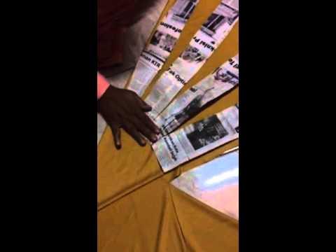 Memotong Pola Rok Payung Youtube