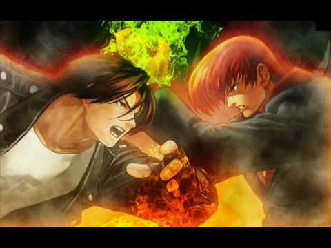 King of fighters kyo vs iori